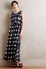 NEW Anthropologie Inkwash Maxi Dress by Dear Creatures, Sizes, Geo Prints
