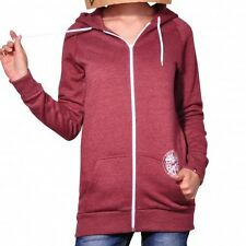 billabong Coli Hoody Jumper heather red wine red