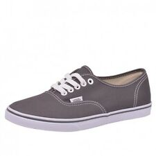 Vans Authentic Lo Pro Shoes Trainers Grey Grey white VN-0 GYQ5ID