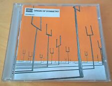 Muse : Origin of Symmetry CD (2001)