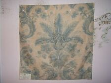 """Lee Jofa G P & J Baker """"Lorenzo""""  floral fabric remnant for crafts multiple clrs"""