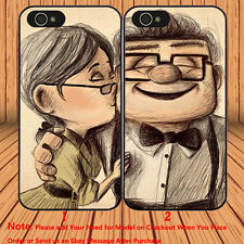 2016 Romantic Love Carl & Ellie Hard Phone Case Cover for iPhone & Samsung