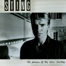 STING - DREAM OF THE BLUE TURTLES NEW VINYL