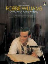 Swing When You're Winning by Robbie Williams Paperback Book