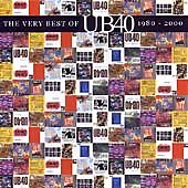 THE VERY BEST OF UB40 - GREATEST HITS CD - RED RED WINE / FOOD FOR THOUGHT +