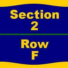 4 Tickets Get The Led Out 3/10/17 at Durham Performing Arts Center - 2 F