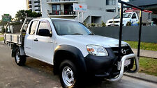 2009 Mazda BT50+ 4 seats and perfect service history.