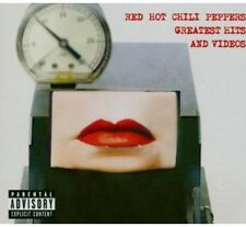 Red Hot Chili Peppers - Greatest Hits and Videos (2 Disc, CD + DVD) CD NEW