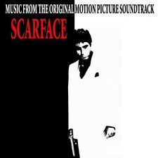 Original Soundtrack - Scarface (1983) (Limited Edition) VINYL LP NEW