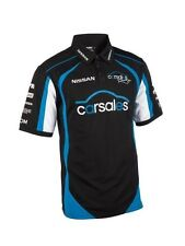Carsales Racing Nismo Nissan T.Kelly Official V8 Supercar Team Mens Polo Shirt