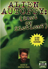 Alien Autopsy: Fact or Fiction? DVD NEW