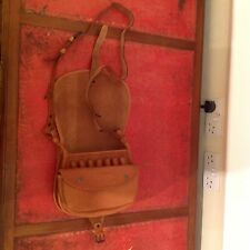 CONWAY LONDON LEATHER CARTRIDGE BAG
