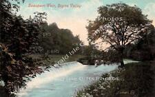 Meath Beaupare Weir, Boyne Valley Old Irish Photo - Size Selectable