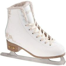 Ice Skates. Girls Ice Skates. Womens Ice Skates. SFR Glitra Ice Skates. UK1 - 8.