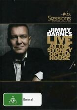 JIMMY BARNES - MAX SESSIONS-LIVE AT THE OPERA HOUSE NEW DVD