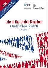 Life in the United Kingdom by Life in the United Kingdom Advisory Group Paperbac