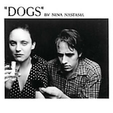 NINA NASTASIA - DOGS NEW CD