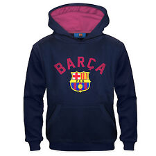 FC Barcelona Official Soccer Gift Boys Graphic Fleece Hoody