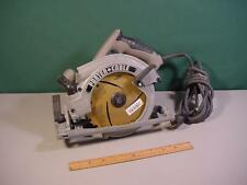 """PORTER CABLE CIRCULAR SAW MODEL 423 MAG 7-1/4"""" HEAVY DUTY WITH NEW CARBIDE BLADE"""