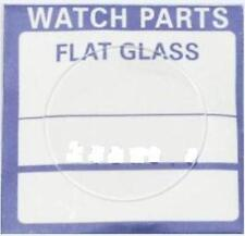 Watch Mineral German Crystals Flat Dia 45.1mm to 46.0mm, Thickness 1.0mm
