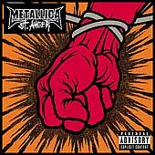 St. Anger [PA] by Metallica (CD, Jun-2003, 2 Discs, Elektra (Label))