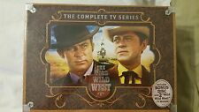 Wild Wild West Complete Series, Collector's Edition DVD Boxed Set - NEW-SEALED