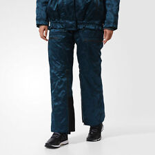 £ 325 WOMEN ADIDAS BY STELLA MCCARTNEY WINTERSPORT PANTS Gore-Tex Primaloft