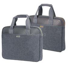 "KKMOON Business Briefcase Carrying Sleeve Bag Handbag fr 14"" MacBook Laptop Z0E1"