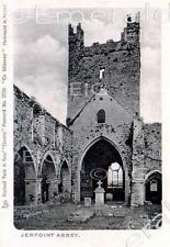 Kilkenny Jerpoint Abbey vintage Old b/w Irish Photo Size Selectable