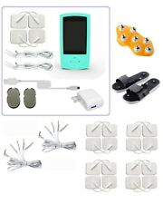 TENS Unit Rechargeable TENS Massager Digital Therapy Acupuncture Pads Machine II