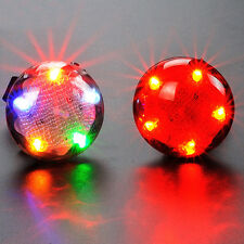 Bicycle Light UFO Projection Taillight LED Safety Warning Bike Cycling Rear Lamp