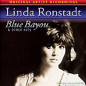 LINDA RONSTADT CD BLUE BAYOU & OTHER HITS BRAND NEW SEALED
