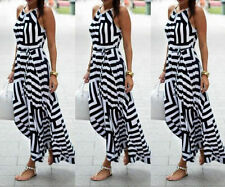 Women New Beach Dress Sexy Summer Dress Maxi Evening Party Sundress Long