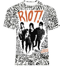 Paramore RIOT  T-Shirt Rock Men All Size