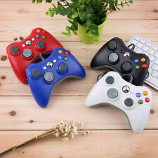 USB Wired Gamepad Controller For Microsoft Xbox & Slim 360 PC Win 7/8 DQ