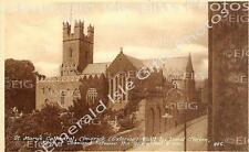 St. Mary's Cathedral in Limerick, Old Irish Photo Print - Size Selectable