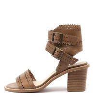 New Top End Nopple Tan Womens Shoes Casual Sandals Heeled