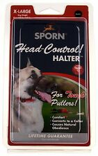 Sporn Head Control Halter XL Extra Large Size Dogs Collar Obedience Training