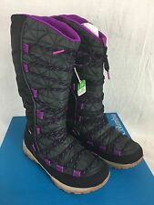 NEW COLUMBIA LOVELAND BOOTS SHARK PLUM WOMENS INSULATED WATERPROOF WINTER SNOW