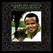 All Time Greatest Hits, Vol. 1 by Harry Belafonte (CD, Oct-1990, RCA)