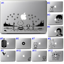 Cute Funny Cool Decal Sticker for Laptop Notebook Apple Macbook Air Pro 13 15 17