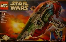 LEGO STAR WARS 75060 Slave 1 New Sealed Set
