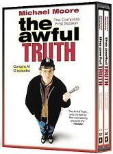 300 minutes -THE AWFUL TRUTH - The Complete First Season (DVD, 2000, 2-Disc Set)