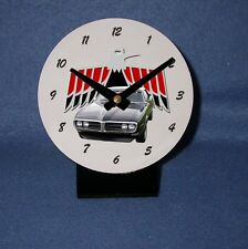 NEW 1968 Pontiac Firebird Desk Clock!!