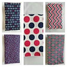 Nautical anchor Burp Cloths Burp Rag burpee bib Spucktuch tissu paño de burp