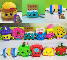 Kids Baby Shopkins Store Soft Plush Toy Mini Doll Christmas Gift Collection Toys