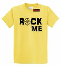 Rock Me T Shirt Country Music Wagon Wheel Country Redneck Gift Tee Shirt