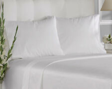 Aspire Linens 400 Thread Count Cotton Solid Pillowcases Set of 2