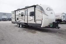Holiday Blowout 2017 Cougar Xlite 25RDB 1/2 Ton Tow Camp Kitchen King Trailer