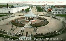 Dublin Ballsbridge Irish International Exhibition 1907 Old Irish Photo Print
